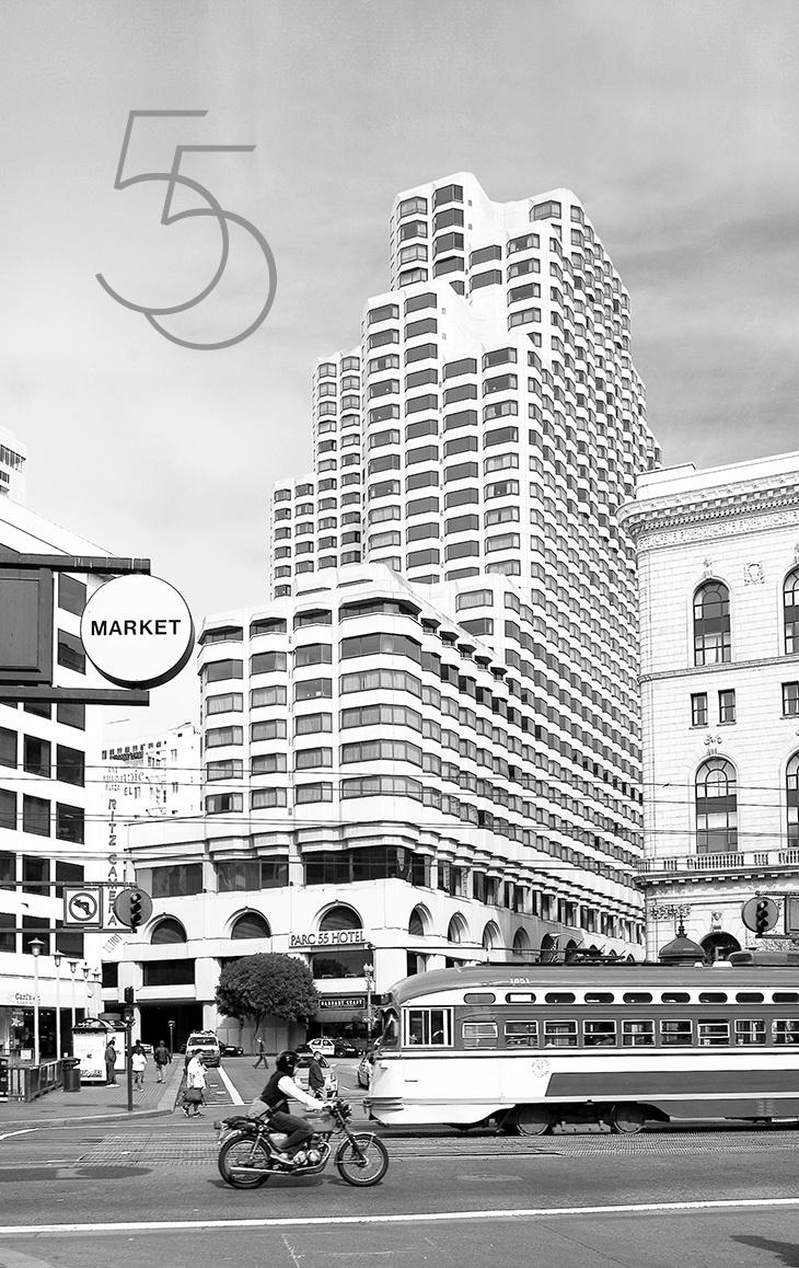 Case Study Parc 55 Hotel San Francisco Ca Usa Vibra